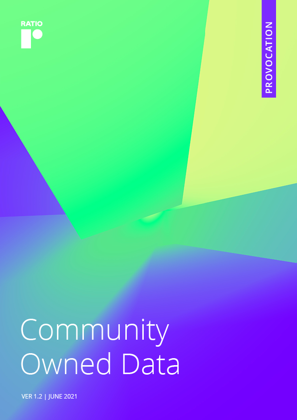 Community Owned Data